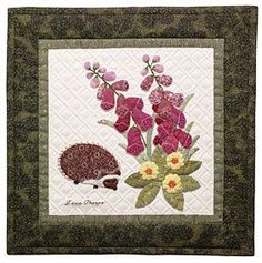 Additional Images of Petite Garden Quilts by Zena Thorpe - ConnectingThreads.com