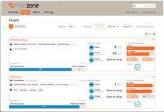 Planzone. Nouvelle version pour l'outil de gestion de projets en mode collaboratif