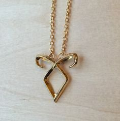 Angelic Power Rune Necklace The Mortal Instruments SHADOWHUNTER