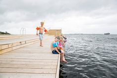 Faaborg Harbor Bath, Faaborg, 2014 - Urban Agency, JDS Architects
