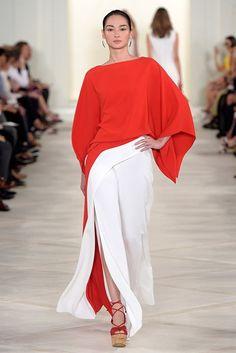 New York Fashion Week : Ralph Lauren,