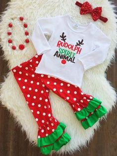 Magical Reindeer Hoodie Pant Set Boutique Outfits Clearance Daily