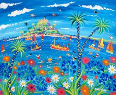 John Dyer Cornish Artist and Eden Project Painter in Residence. One of the UK's Leading Environmental Artists.