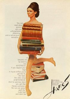 books and stockings