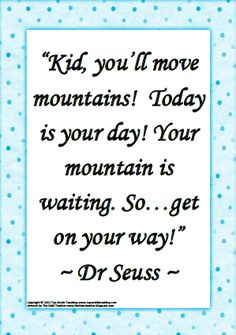 10 Dr Seuss Quotes That Will Put A Smile On Your Face   Top Notch Teaching