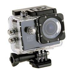 """EOSCN+HD1080P+W9+Waterproof+2/3""""+CMOS+12MP+Sports+Camera+w/+2""""+LTPS+LCD+/+900mAh+Battery+–+USD+$+59.99"""