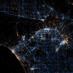 Discover Los Angeles, California. Thinglink Interactive Image.