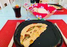 (2) Tojásos-sonkás sós palacsinta   Andrea von Sattler receptje - Cookpad receptek Ethnic Recipes, Food, Essen, Meals, Yemek, Eten