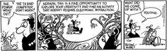 Broom Hilda Comic Strip, November 30, 2016     on GoComics.com