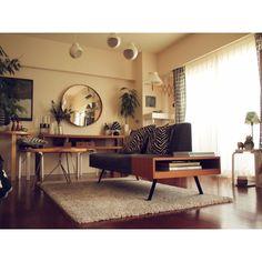 valekさんの、Lounge,IKEA,イケア,インテリア,飾り棚,リビング,北欧,アルテック,リサラーソン,北欧雑貨,北欧インテリア,北欧家具,artek,マンションインテリア,ARABIA,北欧ヴィンテージ,北欧ヴィンテージ家具,マンション 北欧についての部屋写真