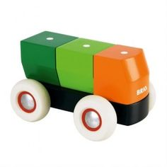 Brio - Magnetic Stacking Truck