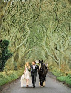 Elopement Inspiration at an Irish Castle - Green Wedding Shoes Celtic Wedding, Irish Wedding, Wedding Day, Green Wedding, Wedding Castle, Wedding Things, Wedding Engagement, Wedding Ceremony, Elopement Inspiration