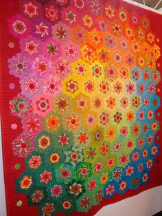 Hexagons that make me swoon by ImAGingerMonkey, via Flickr