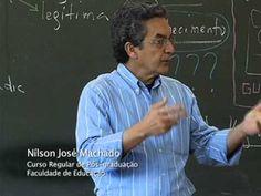 Cursos USP - Tópicos de Epistemologia e Didática - Aula 12 (1/2) Nesta aula, o professor Nilson José Machado fala sobre autoridade e educação. Ele explica conceitos como tolerância, integridade e democracia