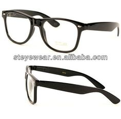 671fc4334b8d nerd glasses with clear lens