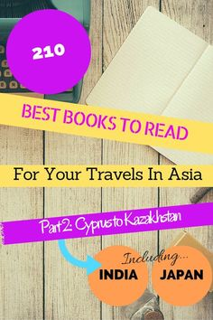 Looking for the best travel books about Asia? Here's a list in country alphabetical order to satisfy all your bookworm needs!