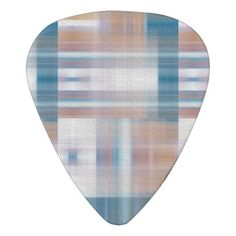Abstract Pattern | Guitar Pick - diy cyo personalize design idea new special custom