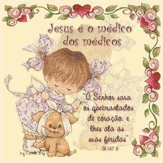 DEUSA DO AMOR: Jesus é o Médico dos médicos - gifs