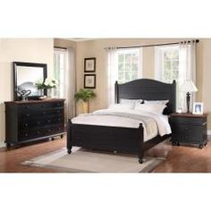 Panel Bedroom Suite BQE1001Q by Winners Only in Portland, Lake Oswego, OR