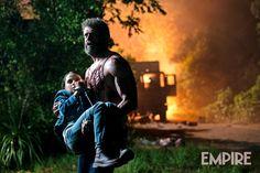 Primera imagen en color de Logan, con Hugh Jackman y Dafne Keane