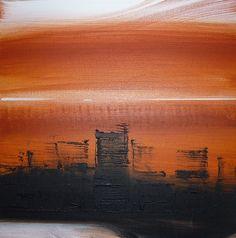 Black City 30x30cm (2008)