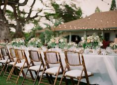 Tropical Maui Wedding from Gina Meola Photography. - love the chair