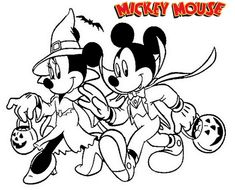 Looking for a Coloriage à Imprimer Halloween Mickey. We have Coloriage à Imprimer Halloween Mickey and the other about Coloriage Imprimer it free. Disney Halloween Coloring Pages, Halloween Coloring Pictures, Mickey Mouse Coloring Pages, Disney Coloring Pages, Coloring Pages To Print, Free Coloring Pages, Coloring Books, Coloring Sheets, Printable Coloring