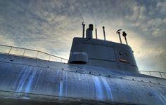 """Submarine """"Tonijn"""""""