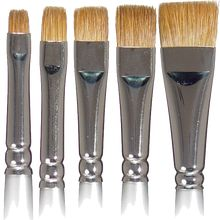 Cinema Secrets Kolinsky Flat Makeup Brush