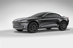 The British luxury automaker, Aston Martin has unveiled the image teaser of its DBX concept, which is to be displayed at the 2015 Geneva Motor Show this week. This is a luxury GT coupe, developed on cutting-edge style and engineering standards.