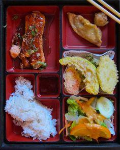 Bento Box at Ichiban, Cranston, RI #Bento #Ichiban #Rhode_Island #R