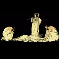an overview of the oresteia trilogy of greek tragedies written by aeschylus Chapter 7: classical greek tragedy, part 1 little is known about specific greek tragedies prior to aeschylus the libation-bearers, the eumenides) represent the only true trilogy extant from the classical age that is.