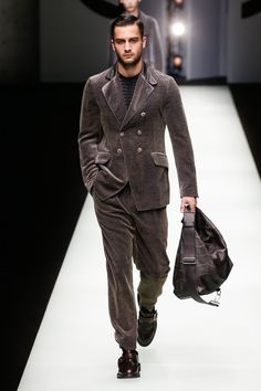 Giorgio Armani | Menswear - Autumn 2018 | Look 9