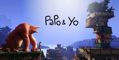 A review of indie game Papo & Yo.