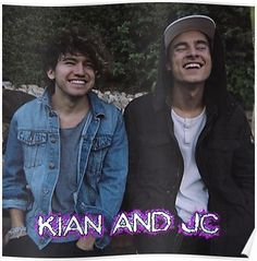 kian and jc  Poster