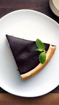 Kiss this cheesecake - it's Irish.