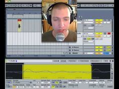 Live: Sampler: Creating A Kick From A Vocal Phrase