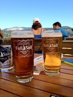 Full Sail Brewing Co. in Hood River, OR