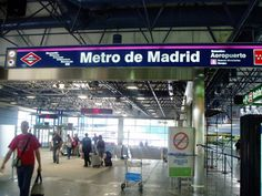 Cannot even guess the hours spent on the Madrid Metro when I lived there! #travel