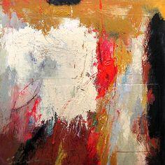 Land Forms V - Tony Saladino, 24 x 24