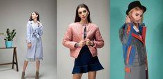 Весняний верхній одяг від українських брендів