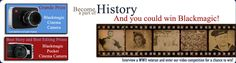 iHistory World War 2 Video Contest for teens! Contest just got underway. Please check it out and tell any teens you know who may be interested in having their films preserved in the permanent archives at the Library of Congress and have the chance to win some pretty awesome video equipment : http://www.ihistoryprojectww2.org/