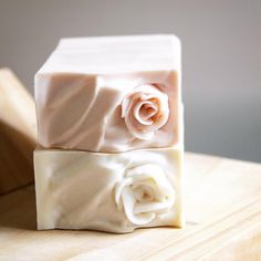 """967 Likes, 52 Comments - Linda O'Sullivan (@mimi_and_boo) on Instagram: """"Rose Clay & August Gardenia handmade soaps. #mimi_and_boo #lindaosullivan #handmadesoap"""""""