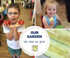 We've had so much fun enjoying our veggies from the Kendalwood Garden ‪ Montessori Elementary School, Elementary Schools, Veggies, Garden, Fun, Life, Garten, Primary School, Vegetable Recipes