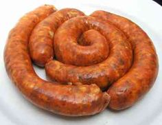 Famous Hungarian sausages and other recipes Hungarian Sausage Recipe, Portuguese Sausage, German Sausage, Hungarian Recipes, Homemade Sausage Recipes, Bisquick Recipes, How To Make Sausage, Sausage Making, Meat Love