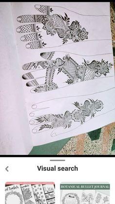 Basic Mehndi Designs, Beginner Henna Designs, Latest Bridal Mehndi Designs, Dulhan Mehndi Designs, Henna Tattoo Designs Arm, Henna Art Designs, Mehandi Designs, Palm Mehndi Design, Beautiful Mehndi Design