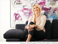 Chelsea Handler - Famous Comic & Talk Show host - self made millionaire