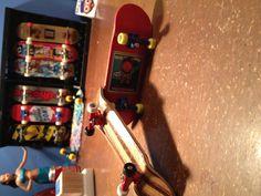 My fingerboards