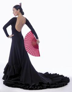 FL-1000  Bata De Cola Flamenco Skirt $200.00