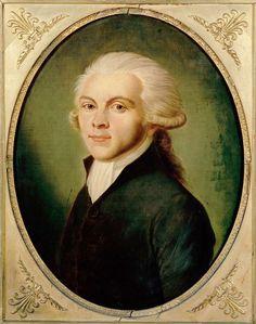 Maximilien de Robespierre (1758-1794).